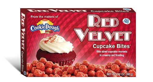 Taste of Nature Red Velvet Cupcake Bites 12ct