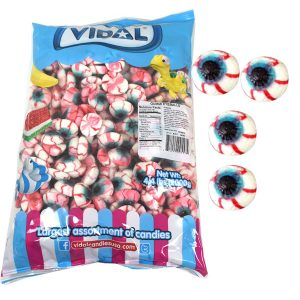 Vidal gummi-eyeballs1.2kg
