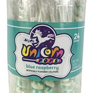 Adam & brooks Mini Unicorn turquoise 24ct