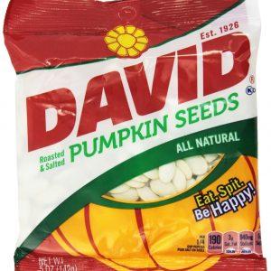David pumpkin Seed 12ct
