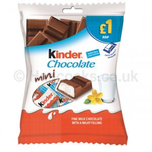 Kinder Chocolate Mini 10ct