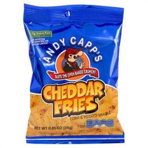 ac Cheddar Fries 12ct