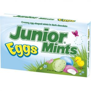 Easter TB Junior Mint Eggs 12ct