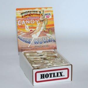 Hotlix worm-box-tequila.36ct