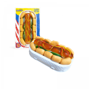 Raindrops Gummy Hot Dog 14ct