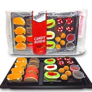 Raindrops Sushi Mini Gummies 12ct