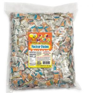 Toxic Waste Nuclear Fusion Bulk Poly Bag 1000pc