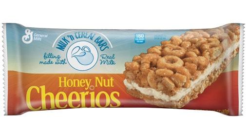 Honey Nut Cheerios Bar 12ct