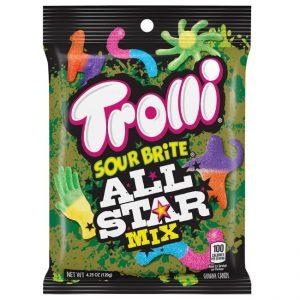 trolli Sour Brite All Starmix 12ct